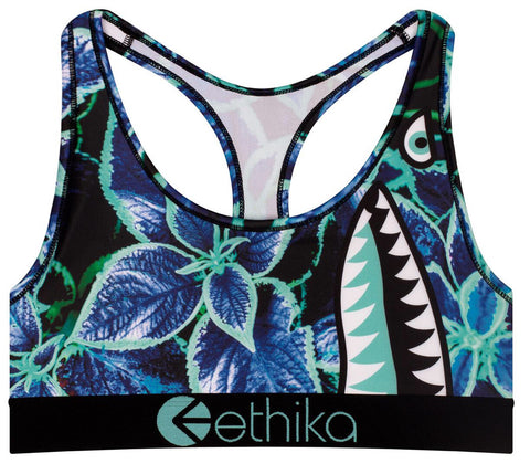 Ethika Sports Bra - Women - Bomber Glitz - Assorted