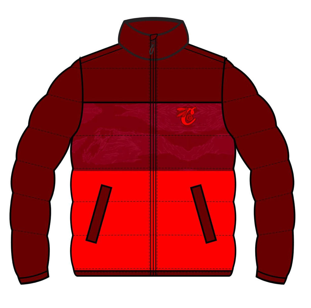 Cookies Jacket - Top of the Key - Red