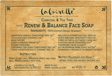 Load image into Gallery viewer, Laloirelle Renew & Balance Face Soap - Laloirelle LLC