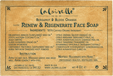 Load image into Gallery viewer, Laloirelle Renew & Regenerate Face Soap - Laloirelle LLC