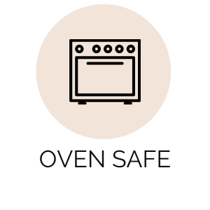 canadian pottery oven safe