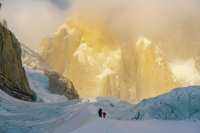 Cerro Torre East Face