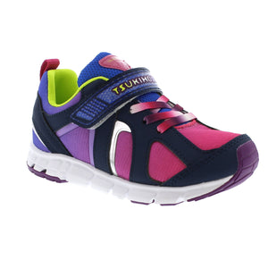 Rainbow Navy/ Fuchsia (Kids)