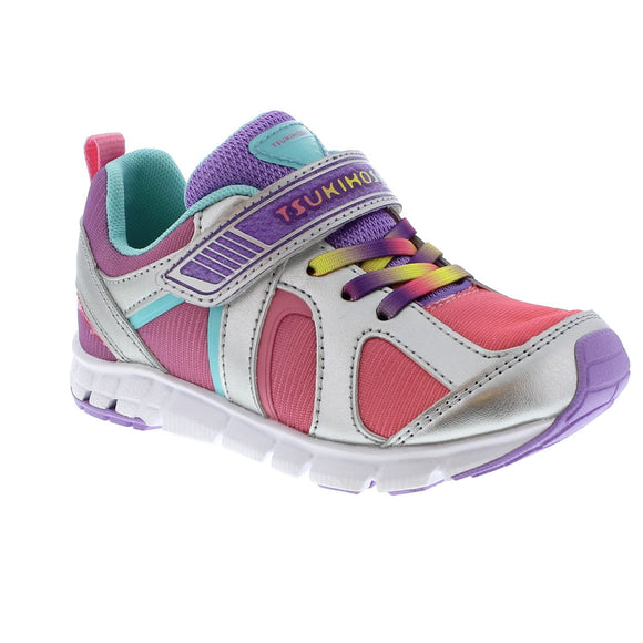 Rainbow Silver/ Lavender (Toddler/Kids)