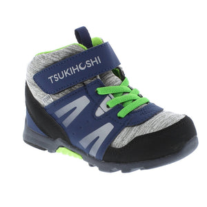 Hike - Navy/Green (Toddlers/ Kids)