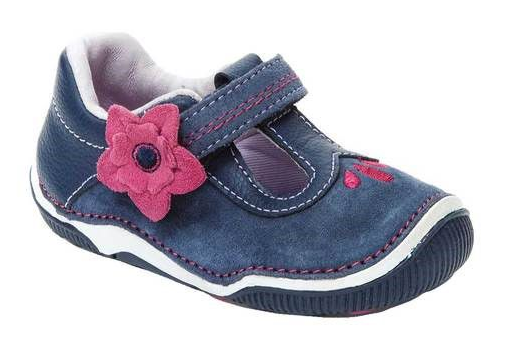 SRT Teagan Navy  (Toddlers)
