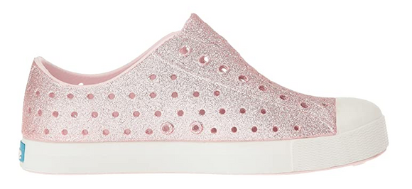 Jefferson Bling Child Milk Pink Bling/ Shell White (Toddlers/Kids)