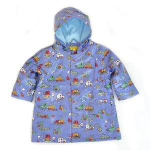 Truck Rain Coat (Toddlers/Kids)