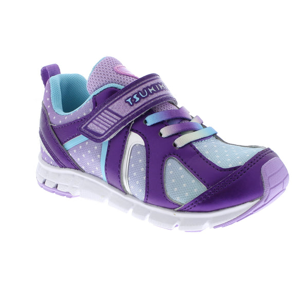 Rainbow Purple/Light blue (Kids)