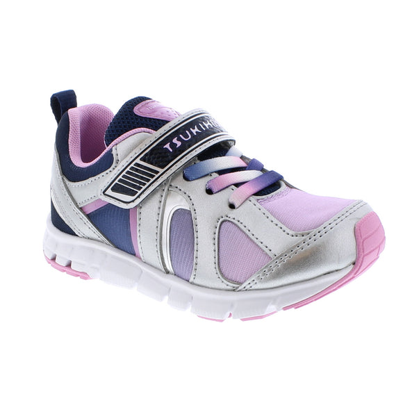 Rainbow Silver/Navy (Toddler/Kid)