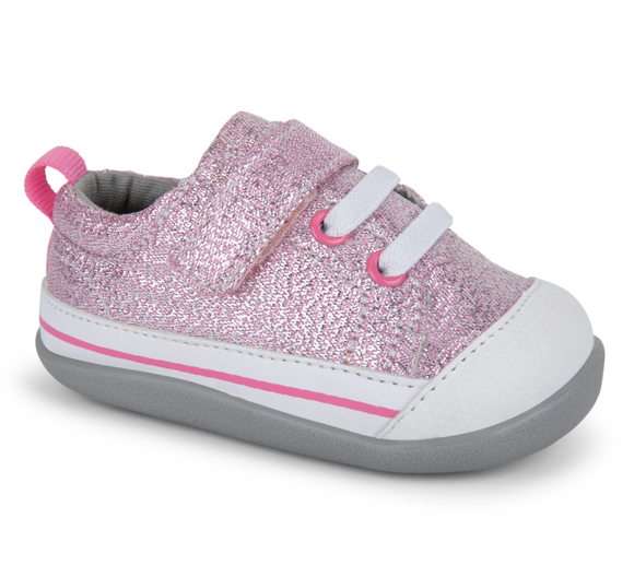 Stevie Pink Glitter (New Walkers)