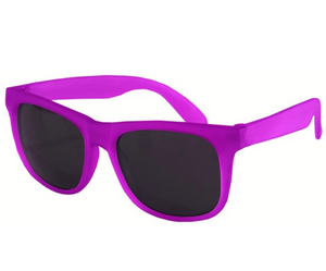 Real Shades Switch Kids Sunglasses Purple