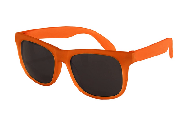 Real Shades Switch Kids Sunglasses Orange