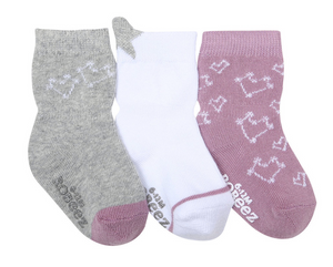 Dream Among the Stars Socks, 3-Pack