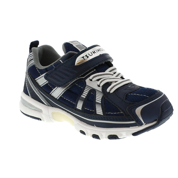 Storm Navy/Silver (Toddler/ Kids/Youth)
