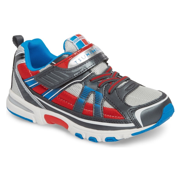 Storm Graphite/Red (Kid/Youth)