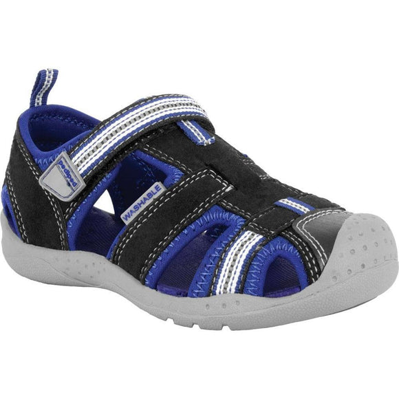 Sahara Black/Blue (kids)