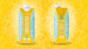BeatBox Beverages adds Tropical Punch to its Line Up