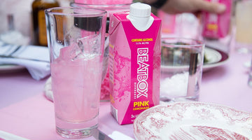 Pink Lemonade Boozy Brunch