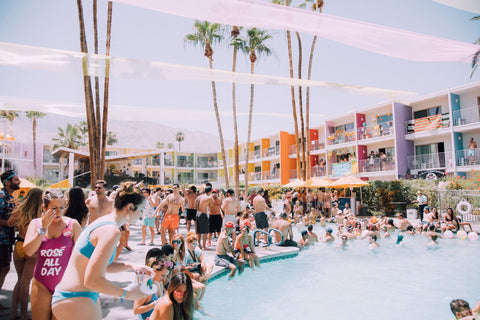 saguaro pool party is more fun with beatbox