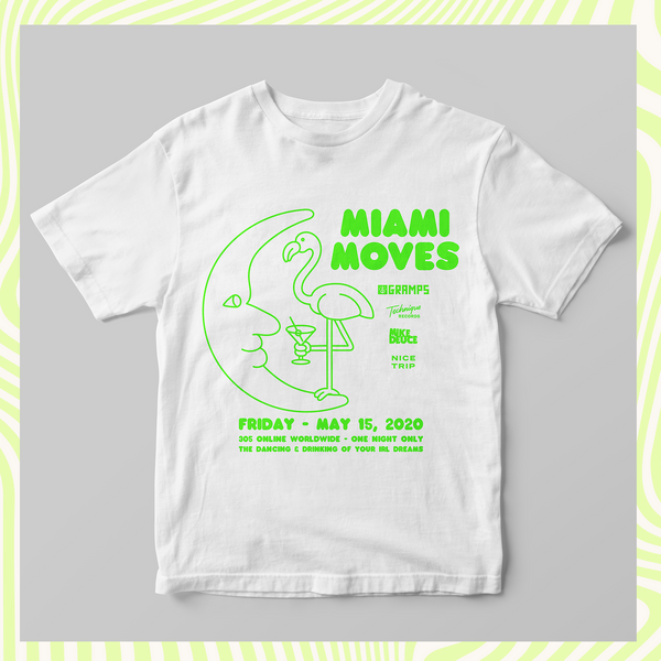 MIAMI MOVES: VIP Ticket