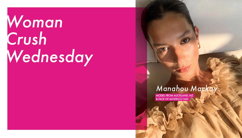 Woman Crush Wednesday With Manahou Mackay