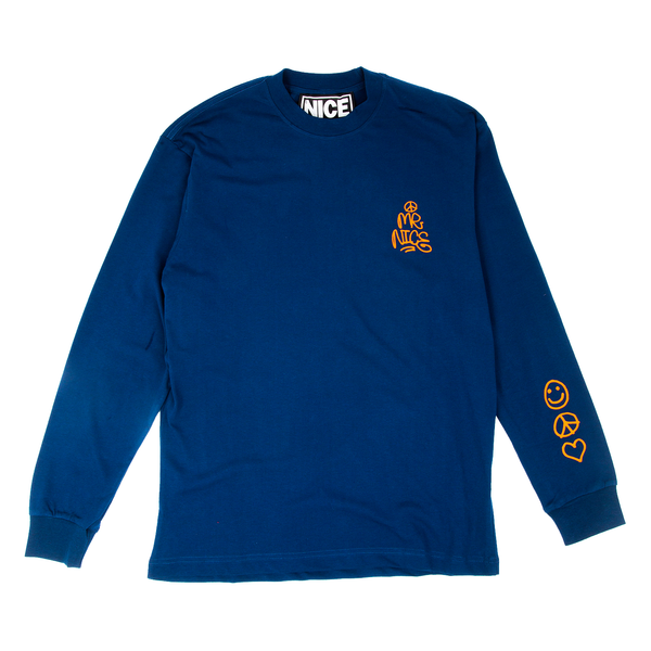 SUPPORT YOUR LOCAL DEALER LONG SLEEVE - MR NICE