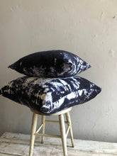Load image into Gallery viewer, Feather Filled Raw Silk House Pillows