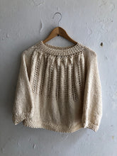 Load image into Gallery viewer, Stellapop Cotton Loose Knit Sweater