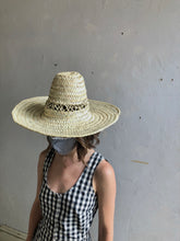 Load image into Gallery viewer, Natural Sun Hat