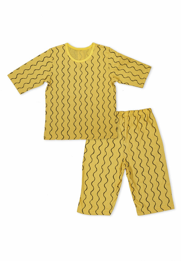 Cocohanee Wavy Yellow