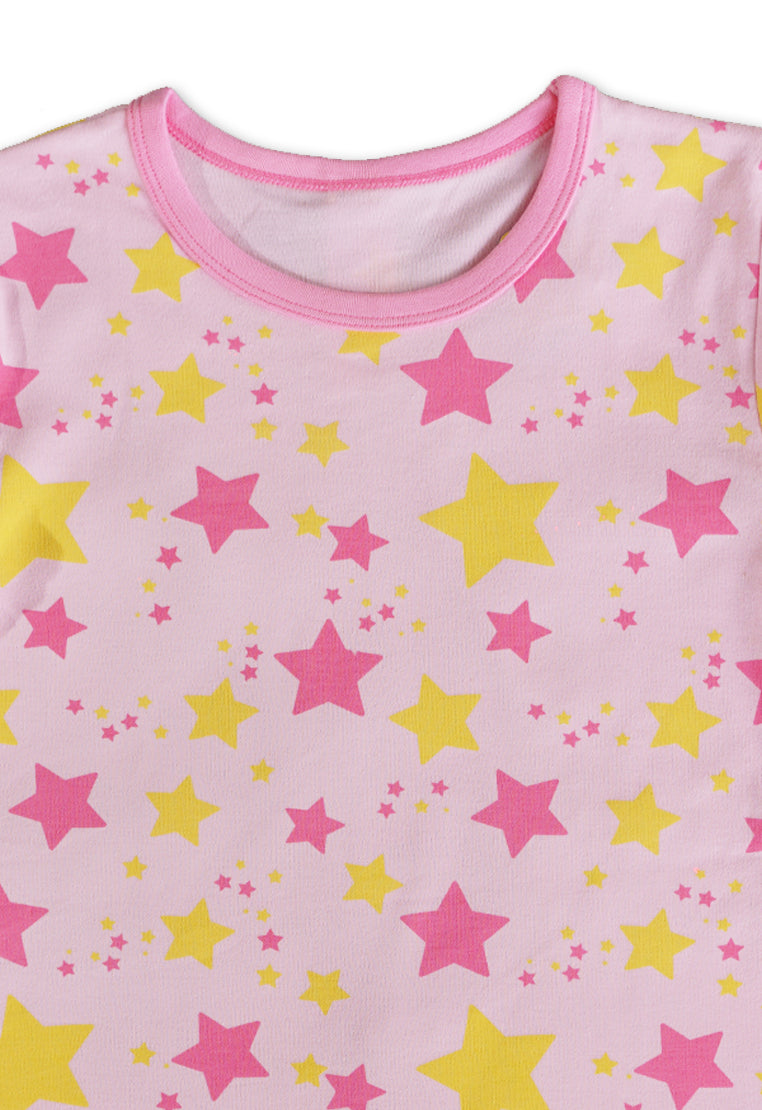 Cocohanee Star Pink Yellow