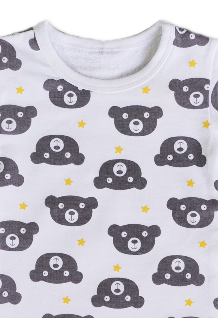 Cocohanee Black Bear White
