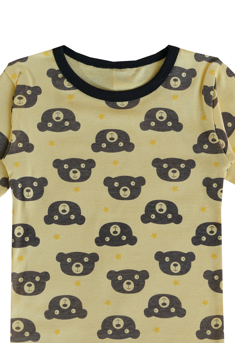 Cocohanee Black Bear Yellow