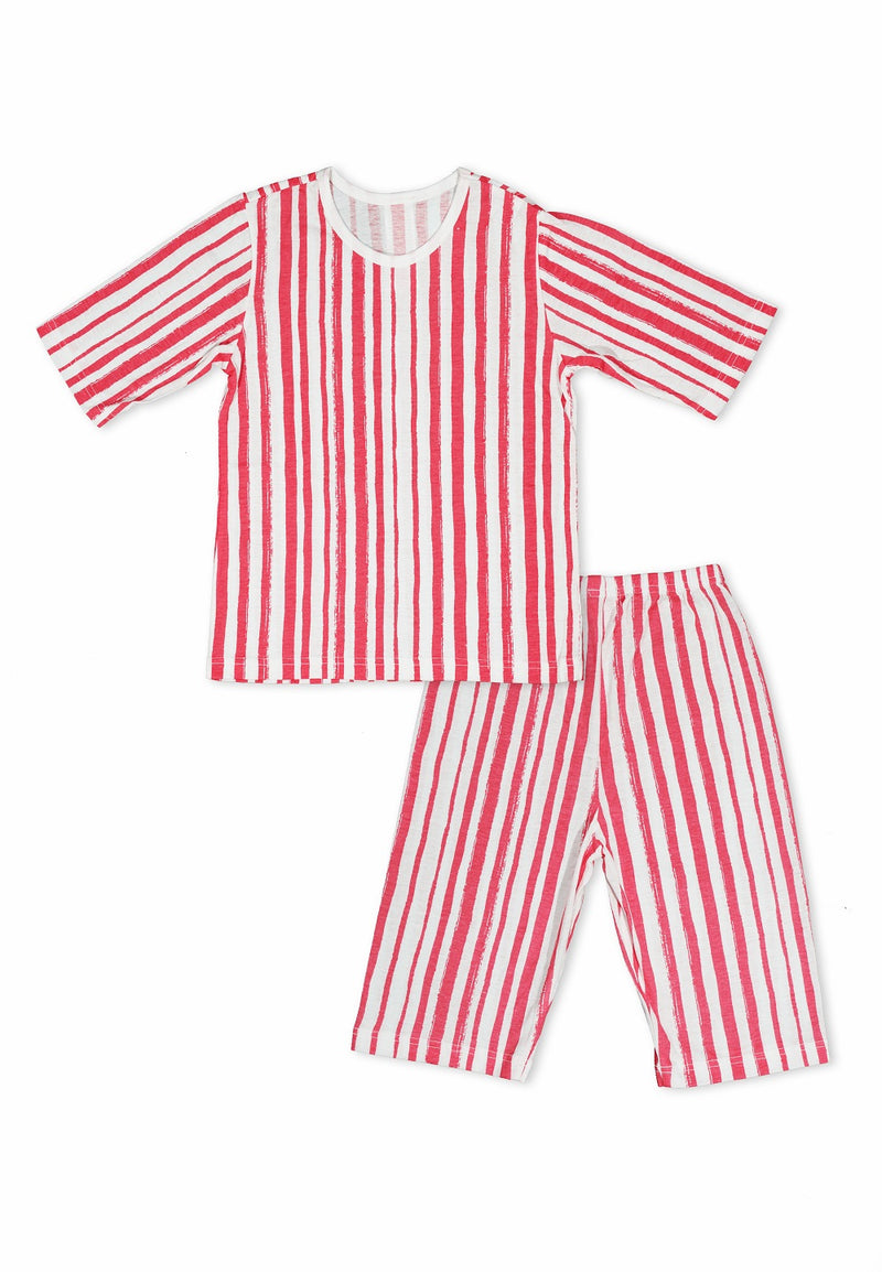 Cocohanee Red Striped