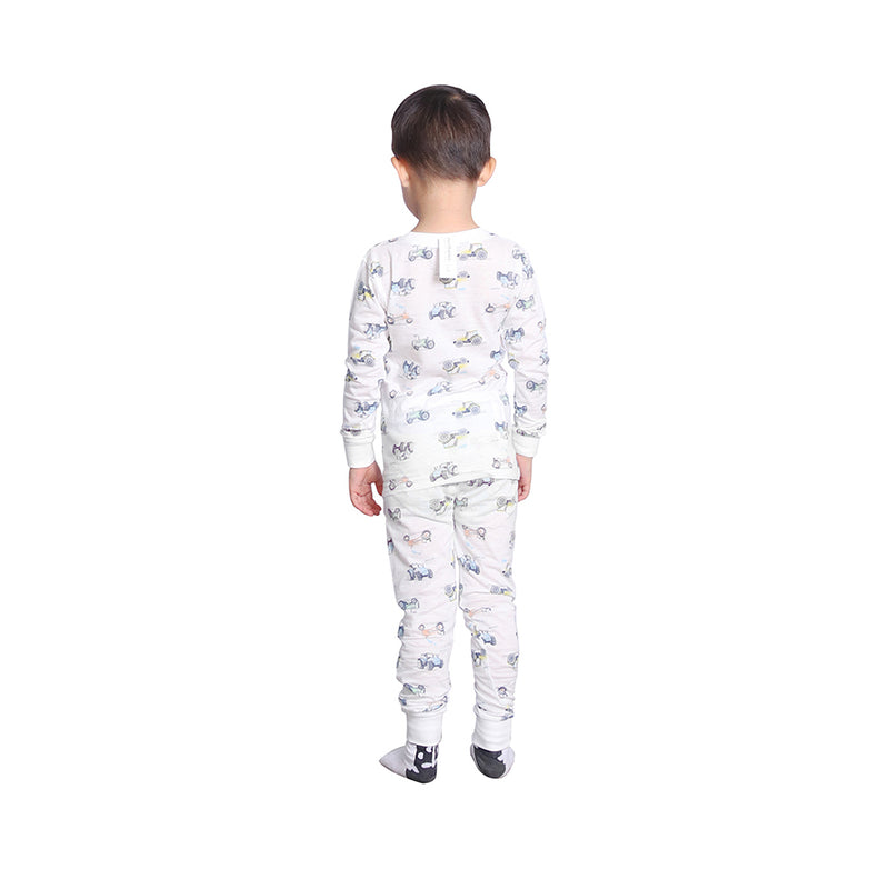 Coco's Jeep Car Pajamas