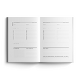 Canvast Yearly Planner