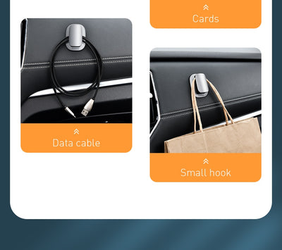 Baseus Car Holder for Glasses, Tickets, Cards etc.