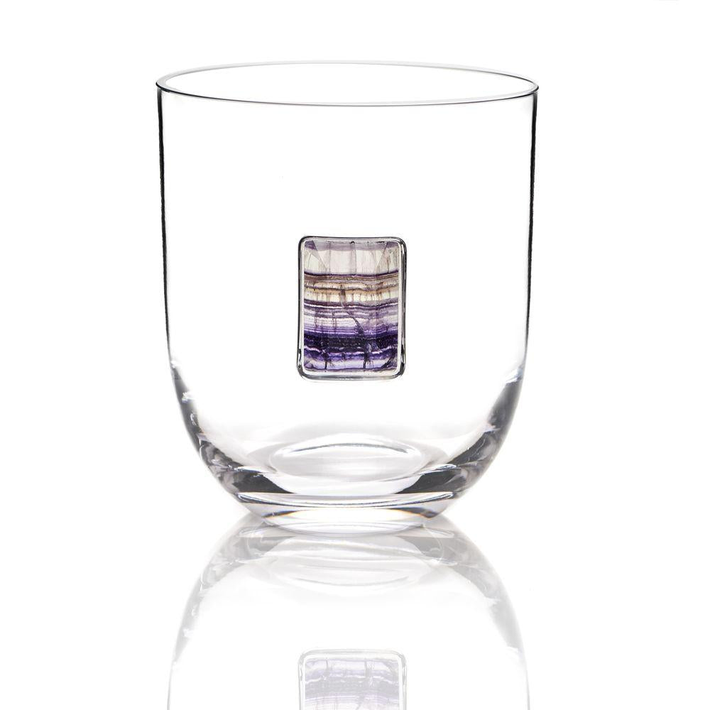 elevo amethyst ice bucket
