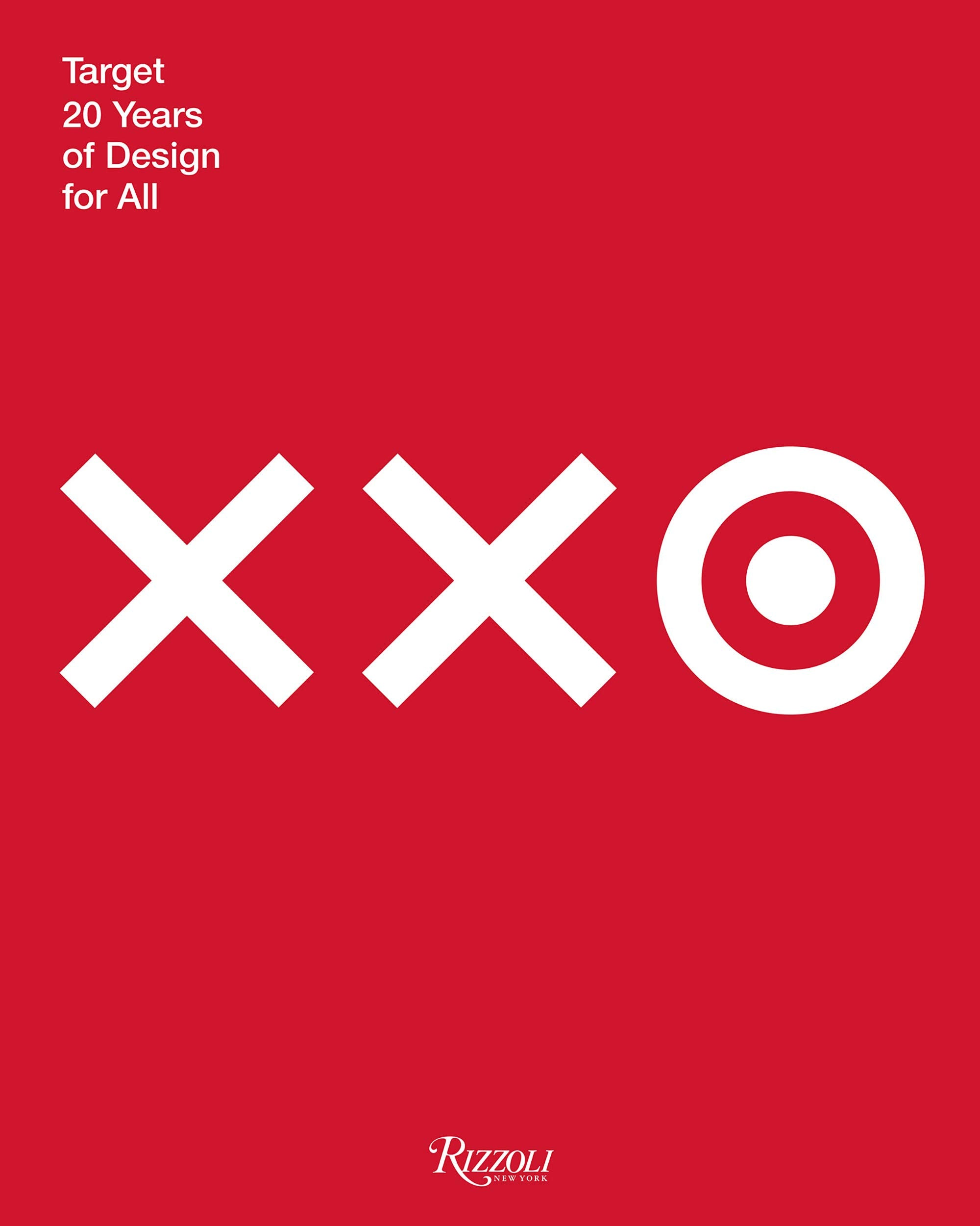Target: 20 Years of Design Book