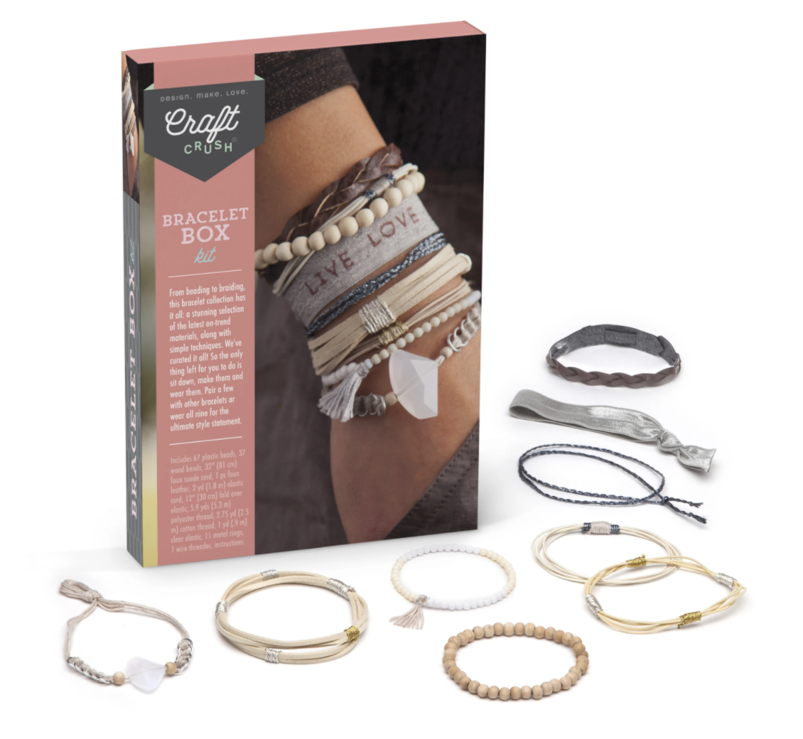 neutrals bracelet box kit