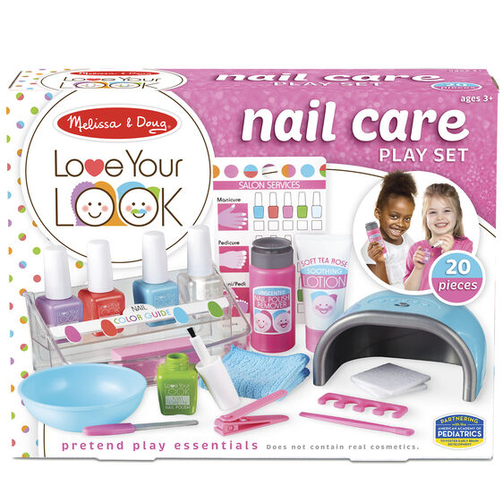Love Your Look- Nail Care Play