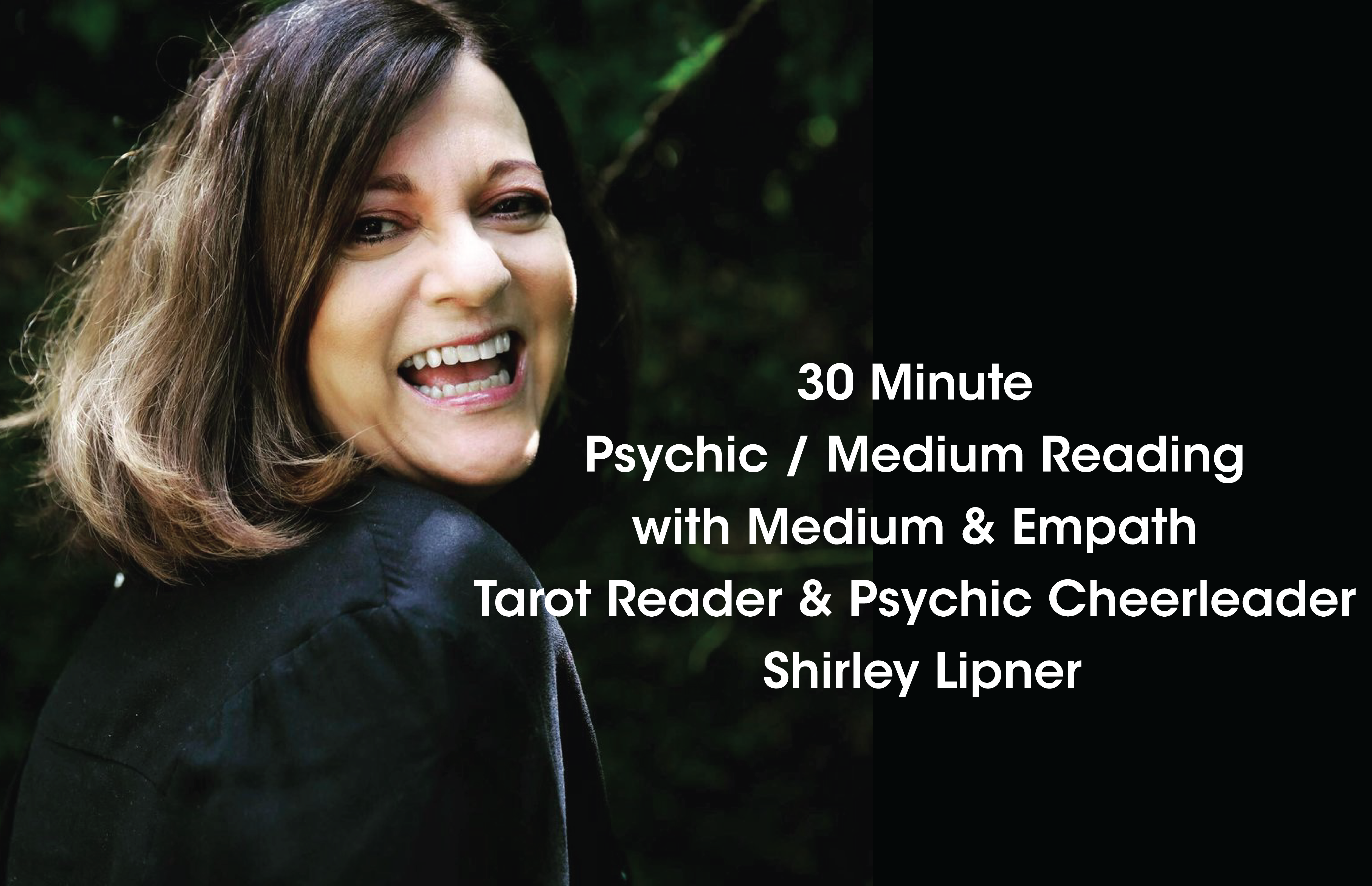 Shirley Lipner 30 minute Energy Reading