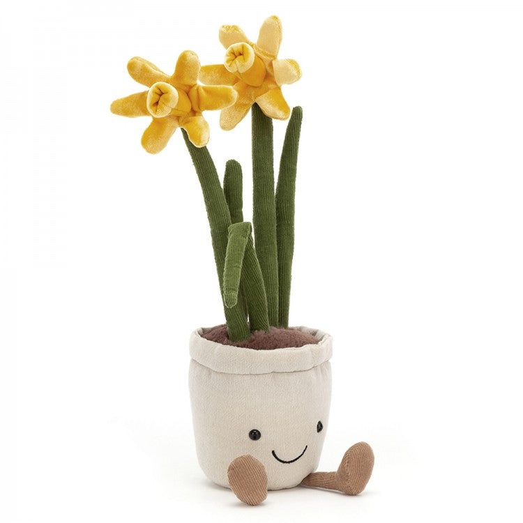 daffodil stuffed animal