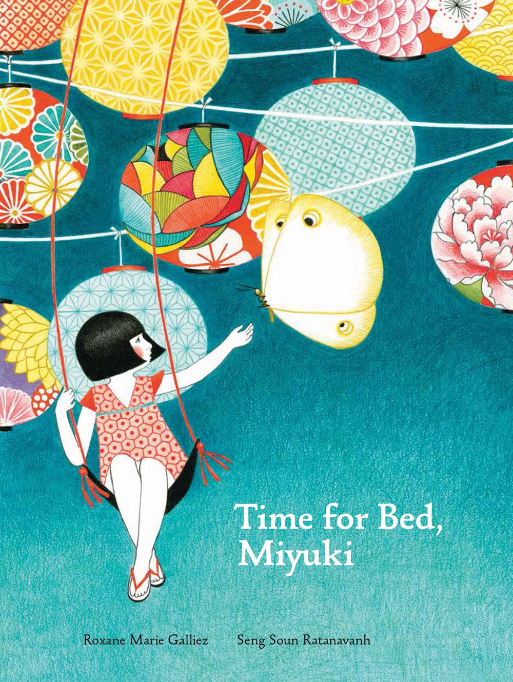 Time for bed, miyuki book