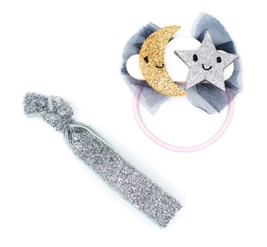 wish upon a star 2pk hair bands