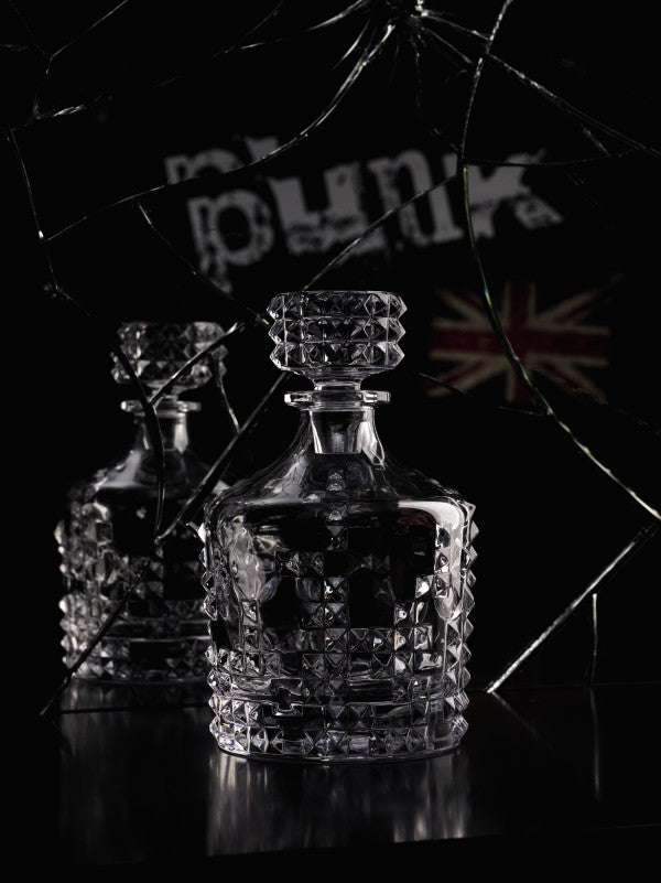 Punk Whiskey Decanter Set