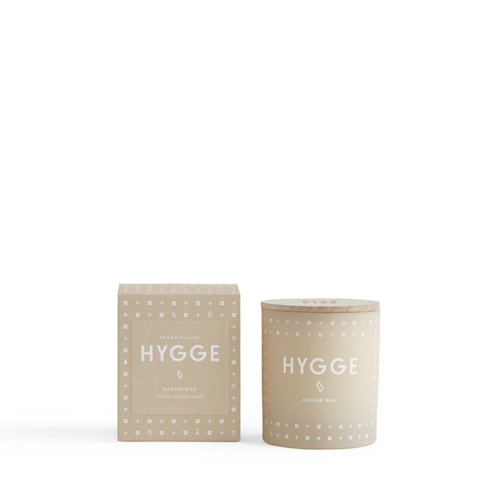 Hygge (Cosiness) Candle- floor sample, unboxed