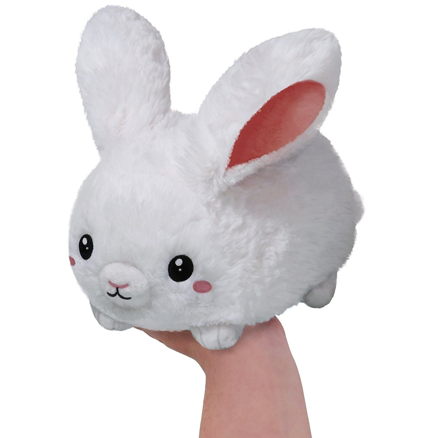 Mini Fluffy Bunny Stuffed Animal