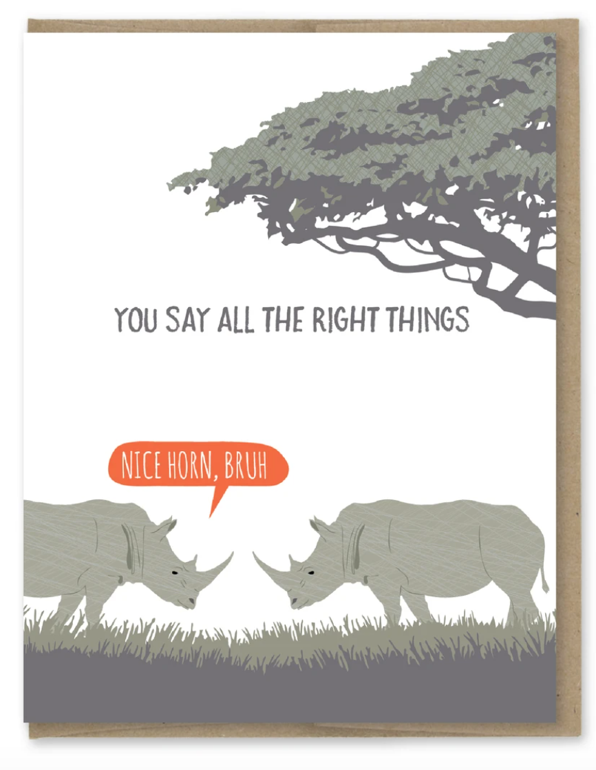 All the Right Things Card